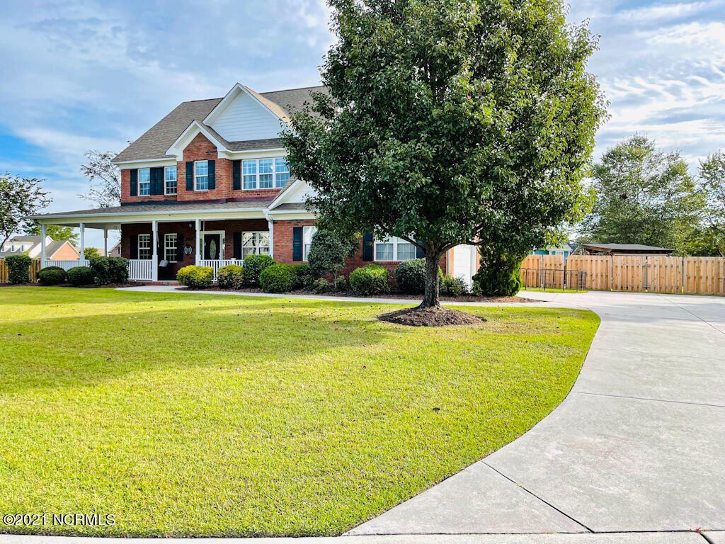 Photo of 103 Bellechasse Way, Jacksonville, NC 28540 (MLS # 100293539)