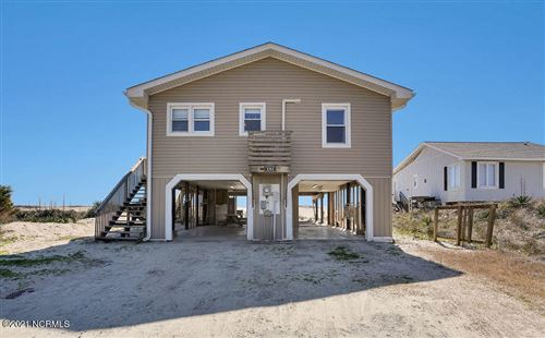 Photo of 1313 W Beach Drive, Oak Island, NC 28465 (MLS # 100258540)