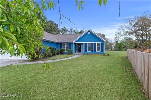 Photo of 102 Jade Tree Court, Jacksonville, NC 28540 (MLS # 100266540)