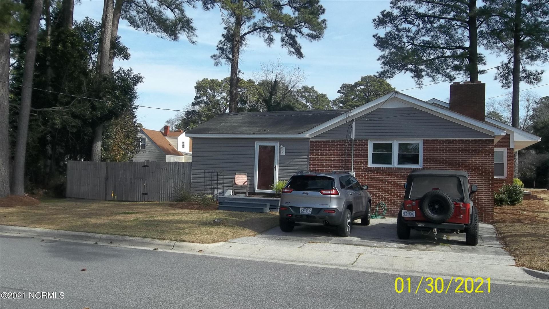 Photo of 216 W 22nd Street, Lumberton, NC 28358 (MLS # 100254540)