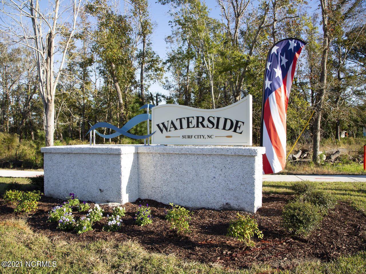 Photo of 613 Airlie Vista Lane #Lot 120, Surf City, NC 28445 (MLS # 100288540)