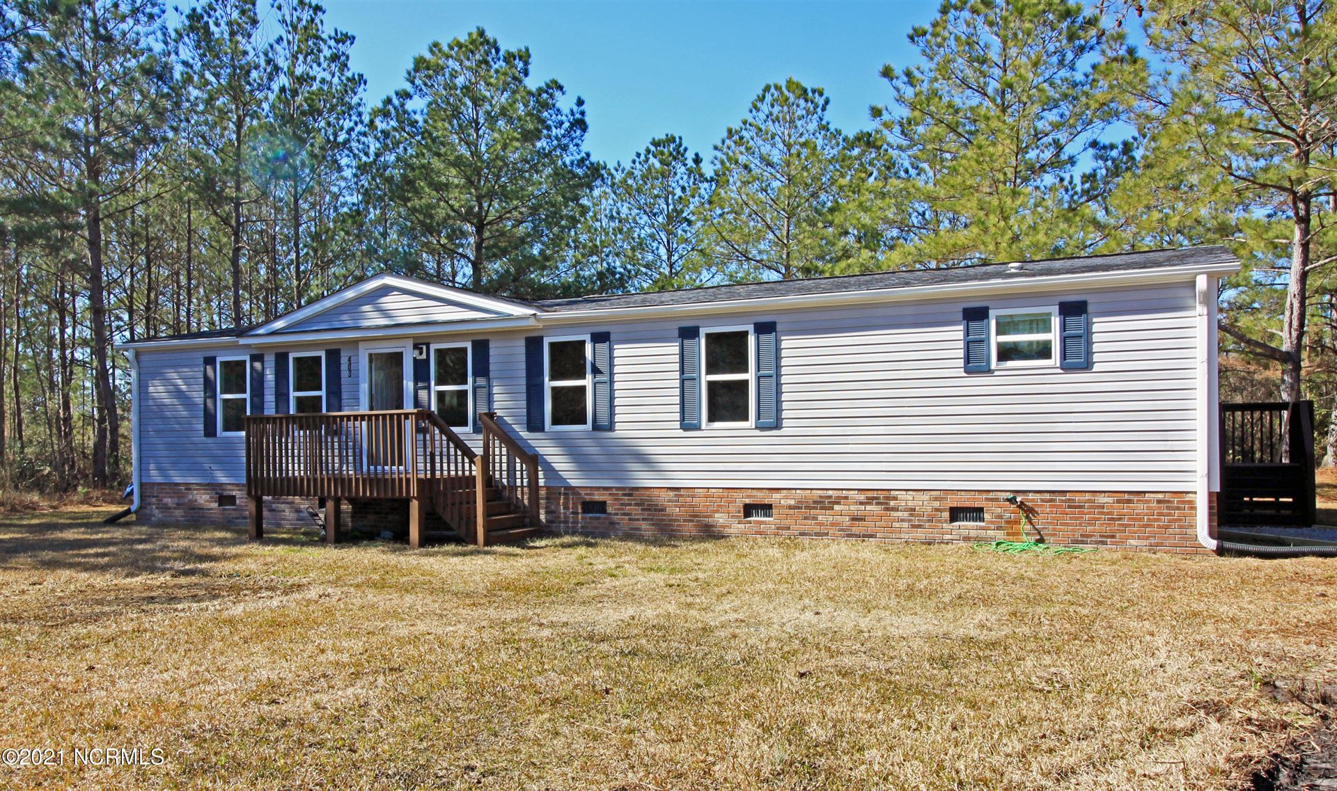 403 Woodside Drive, Hampstead, NC 28443 - #: 100255542