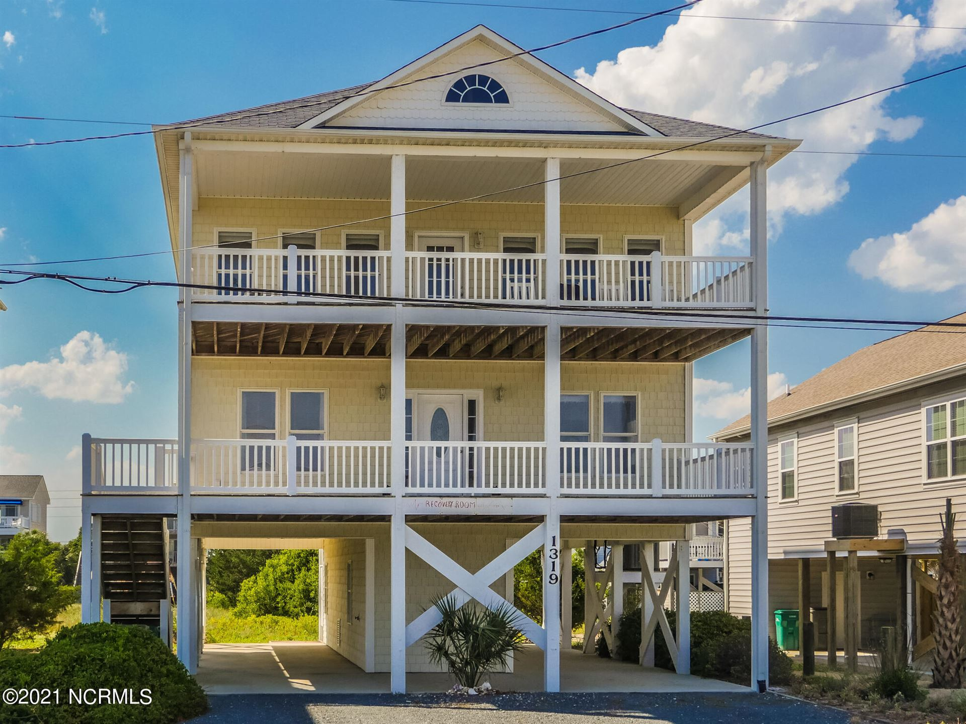 Photo of 1319 N Topsail Drive, Surf City, NC 28445 (MLS # 100276542)