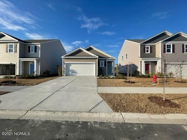 Photo of 611 Airlie Vista Lane #Lot 121, Surf City, NC 28445 (MLS # 100288543)