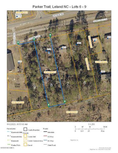 Photo of 9253 Parker Trail NE, Leland, NC 28451 (MLS # 100229544)