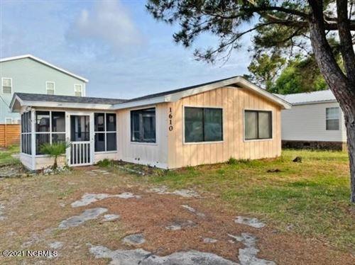 Photo of 1610 Pinfish Lane, Carolina Beach, NC 28428 (MLS # 100267545)