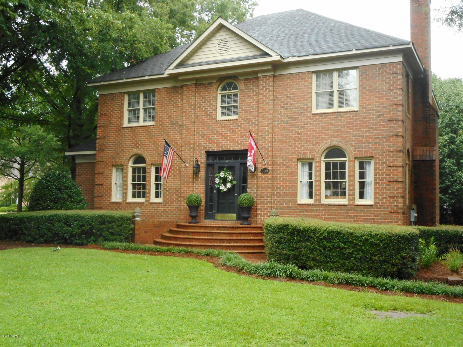 Photo of 3601 Coventry Court, Greenville, NC 27858 (MLS # 100232546)