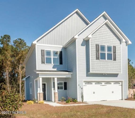 Photo of 603 Mayapple Lane, Hubert, NC 28539 (MLS # 100291546)