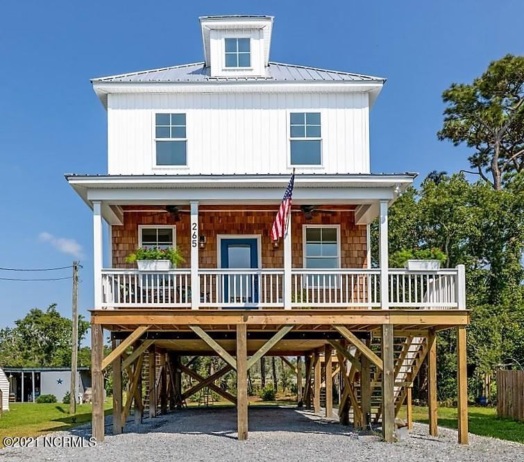Photo for 265 Atkinson Point Road, Surf City, NC 28445 (MLS # 100285547)