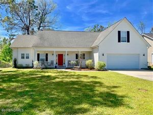 Photo of 400 Whirlaway Boulevard, Sneads Ferry, NC 28460 (MLS # 100161548)
