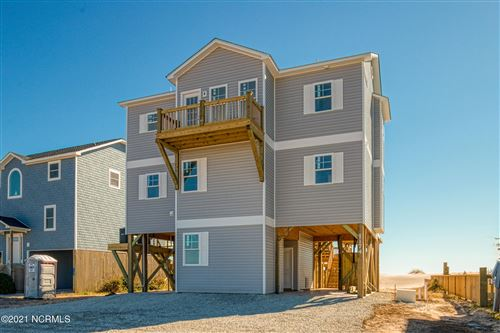 Photo of 1174 New River Inlet Road, North Topsail Beach, NC 28460 (MLS # 100253548)