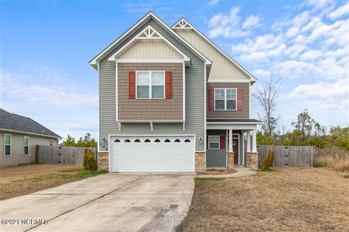 Photo of 105 Peakwood Court, Jacksonville, NC 28546 (MLS # 100257548)
