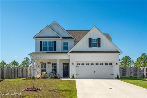 Photo of 219 Salty Dog Lane, Sneads Ferry, NC 28460 (MLS # 100266548)