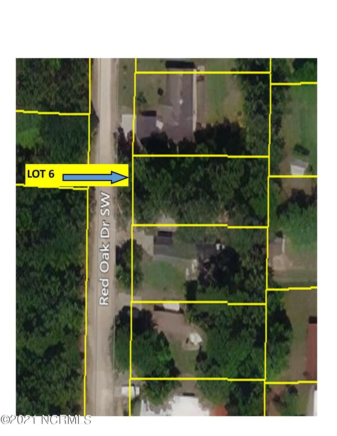 Photo of Tbd Red Oak Drive SW, Shallotte, NC 28470 (MLS # 100286548)