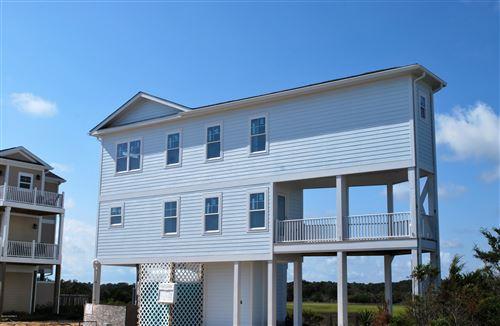 Photo of 668 Ocean Boulevard W, Holden Beach, NC 28462 (MLS # 100219549)