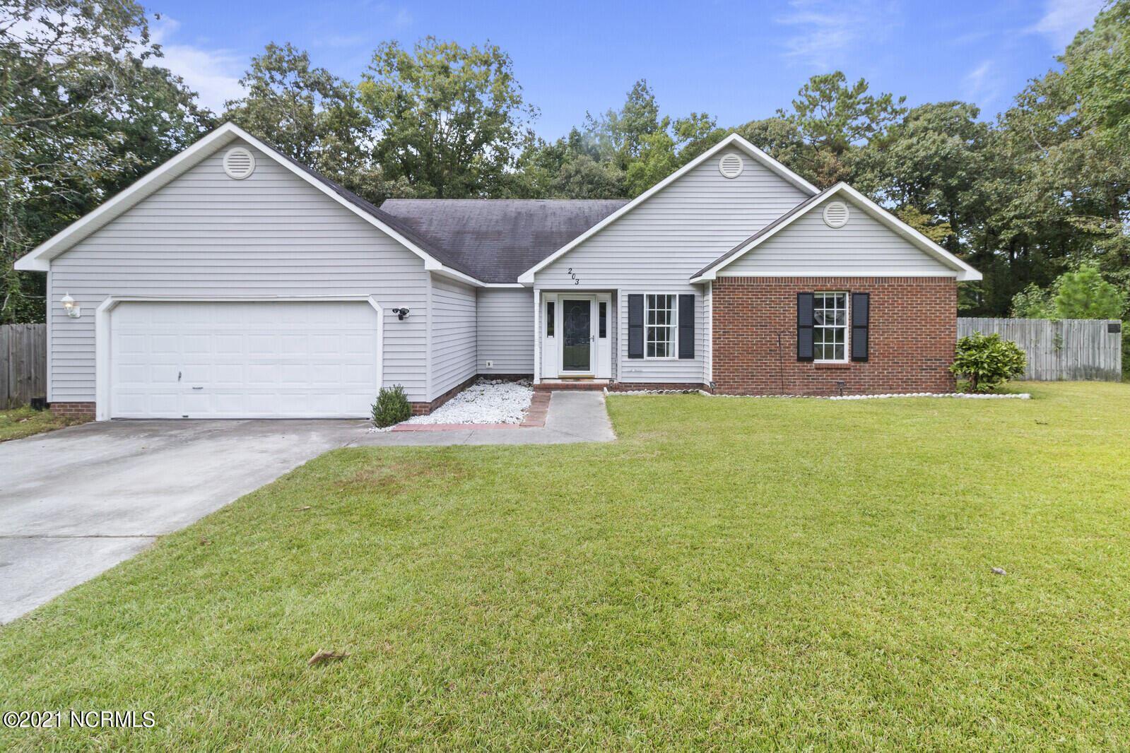 Photo of 203 Worthington Place, Jacksonville, NC 28546 (MLS # 100293551)