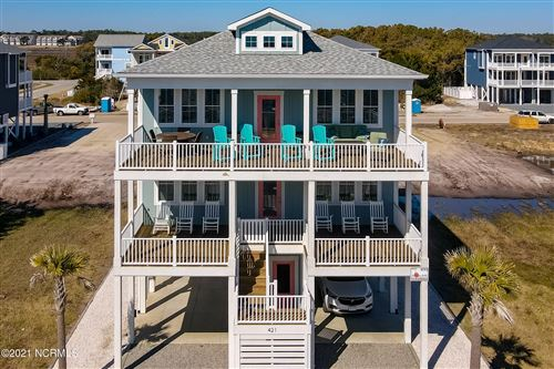 Photo of 421 E Third Street, Ocean Isle Beach, NC 28469 (MLS # 100258552)