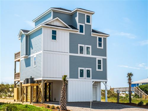 Photo of 504 Ocean Drive, North Topsail Beach, NC 28460 (MLS # 100144553)