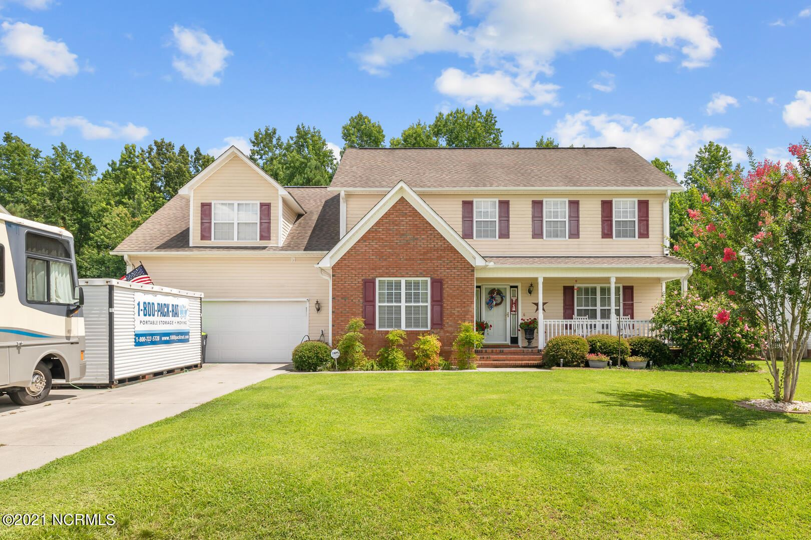 Photo for 150 Mendover Drive, Jacksonville, NC 28546 (MLS # 100281553)