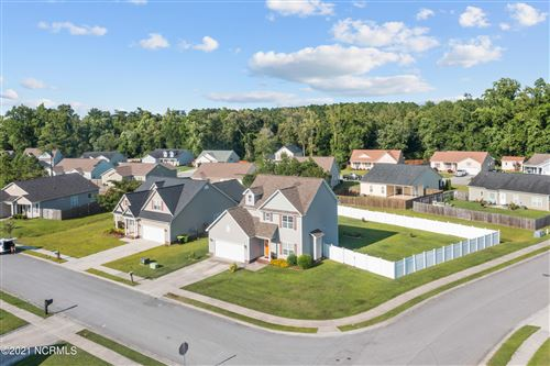 Photo of 113 Borough Nest Drive, Swansboro, NC 28584 (MLS # 100282554)