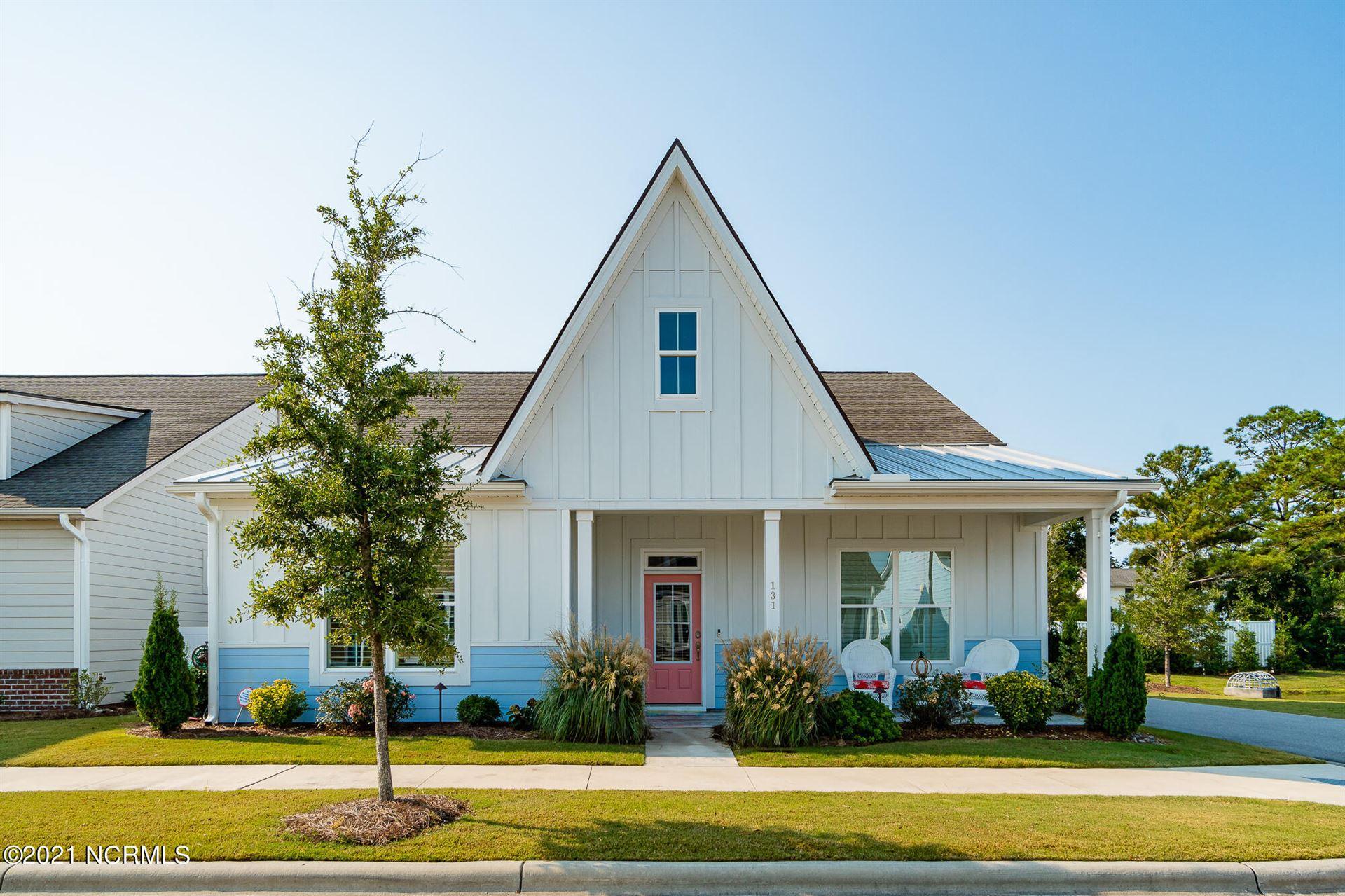 Photo of 131 Gray Duck Drive Drive, Beaufort, NC 28516 (MLS # 100290554)