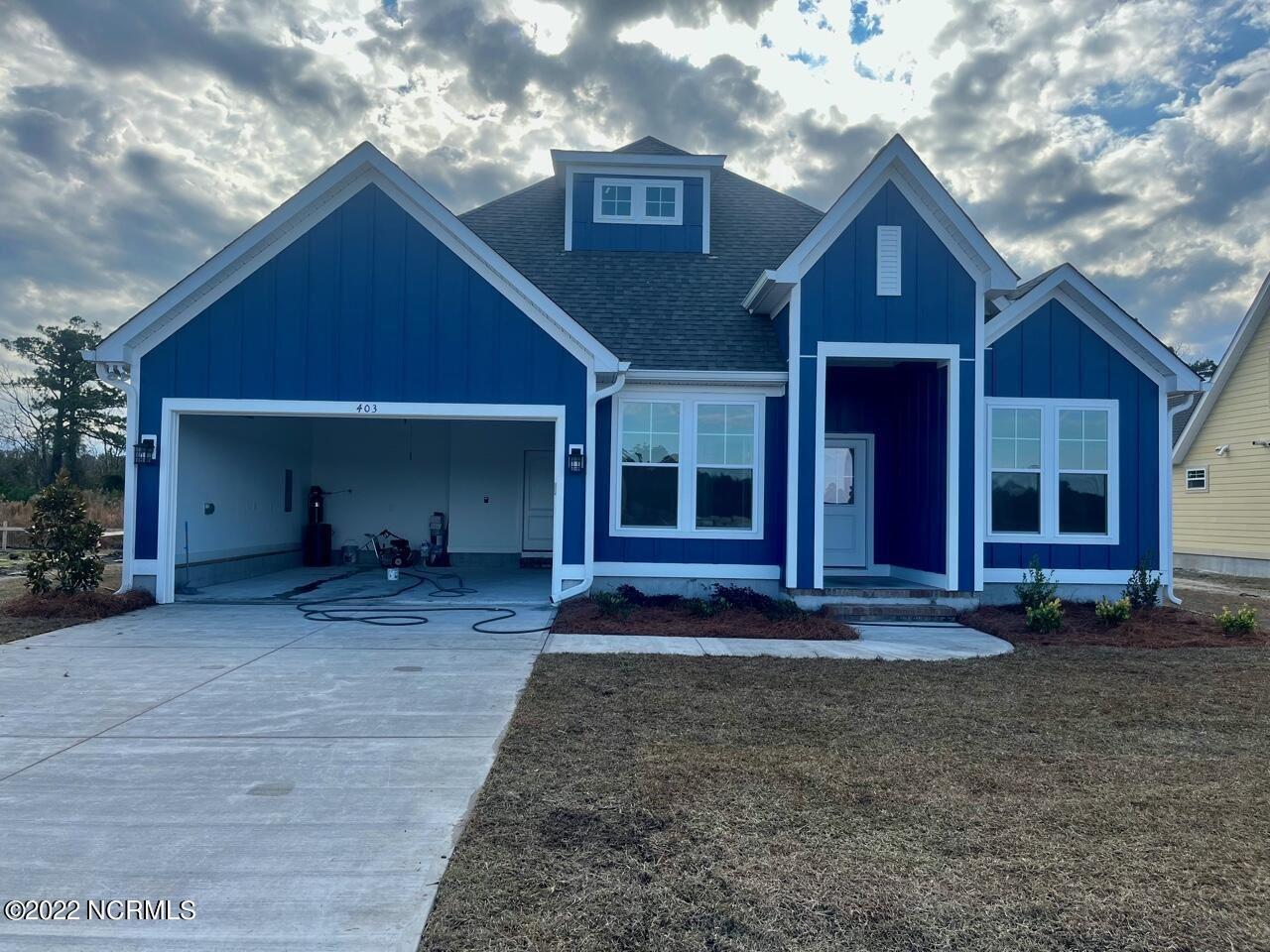 Photo of 403 Taylorwood Drive, Beaufort, NC 28516 (MLS # 100270555)