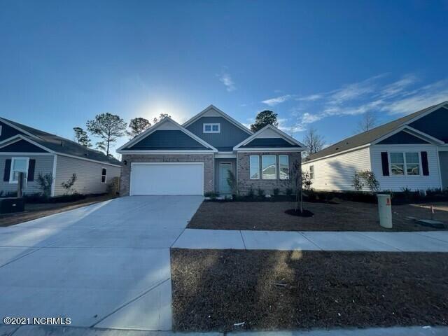 Photo for 408 Airlie Vista Lane #Lot 109, Surf City, NC 28445 (MLS # 100280555)