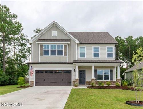 Photo of 403 Canvasback Lane, Sneads Ferry, NC 28460 (MLS # 100252556)