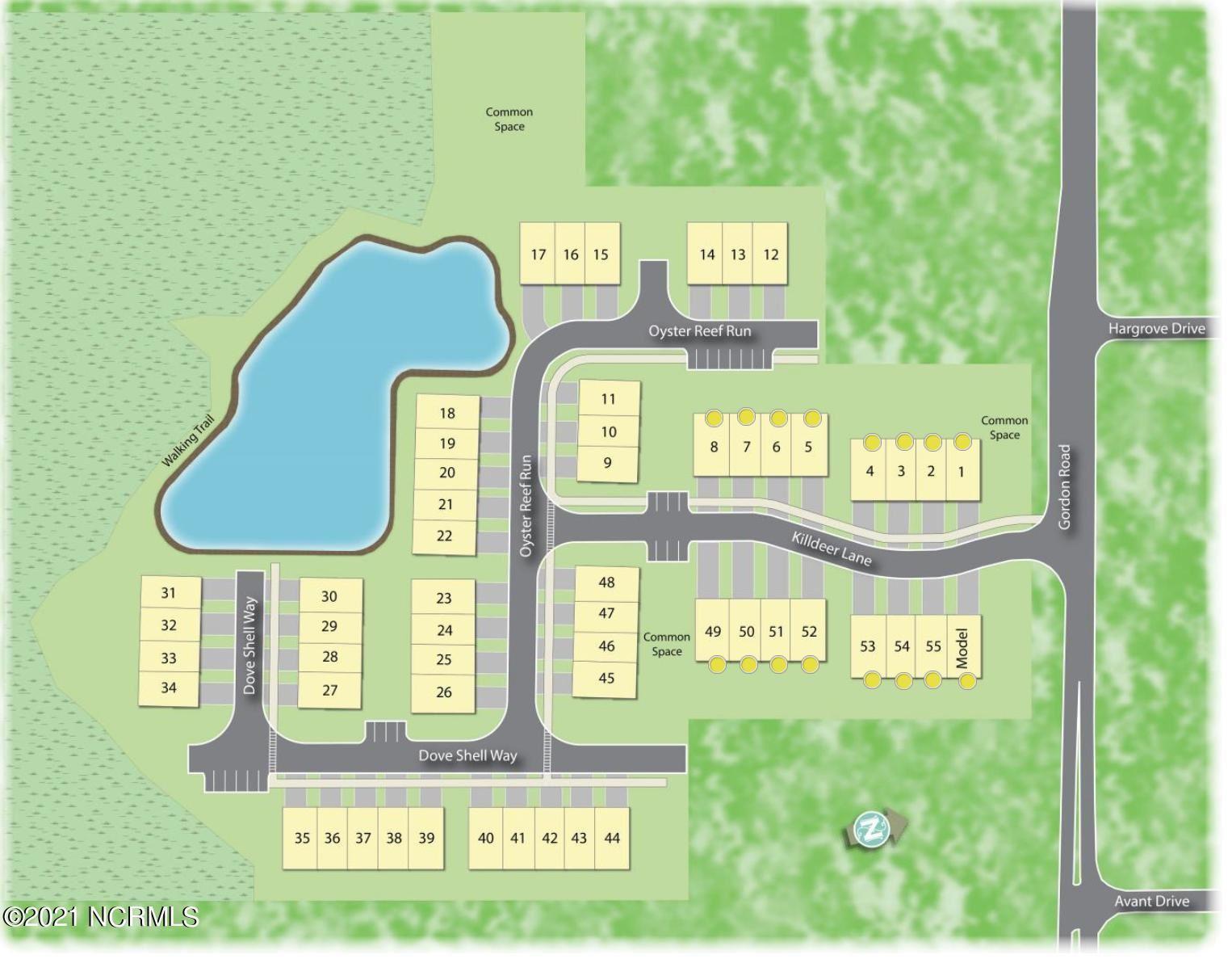 Photo of 1631 Killdeer Lane #Unit 8, Wilmington, NC 28411 (MLS # 100282556)