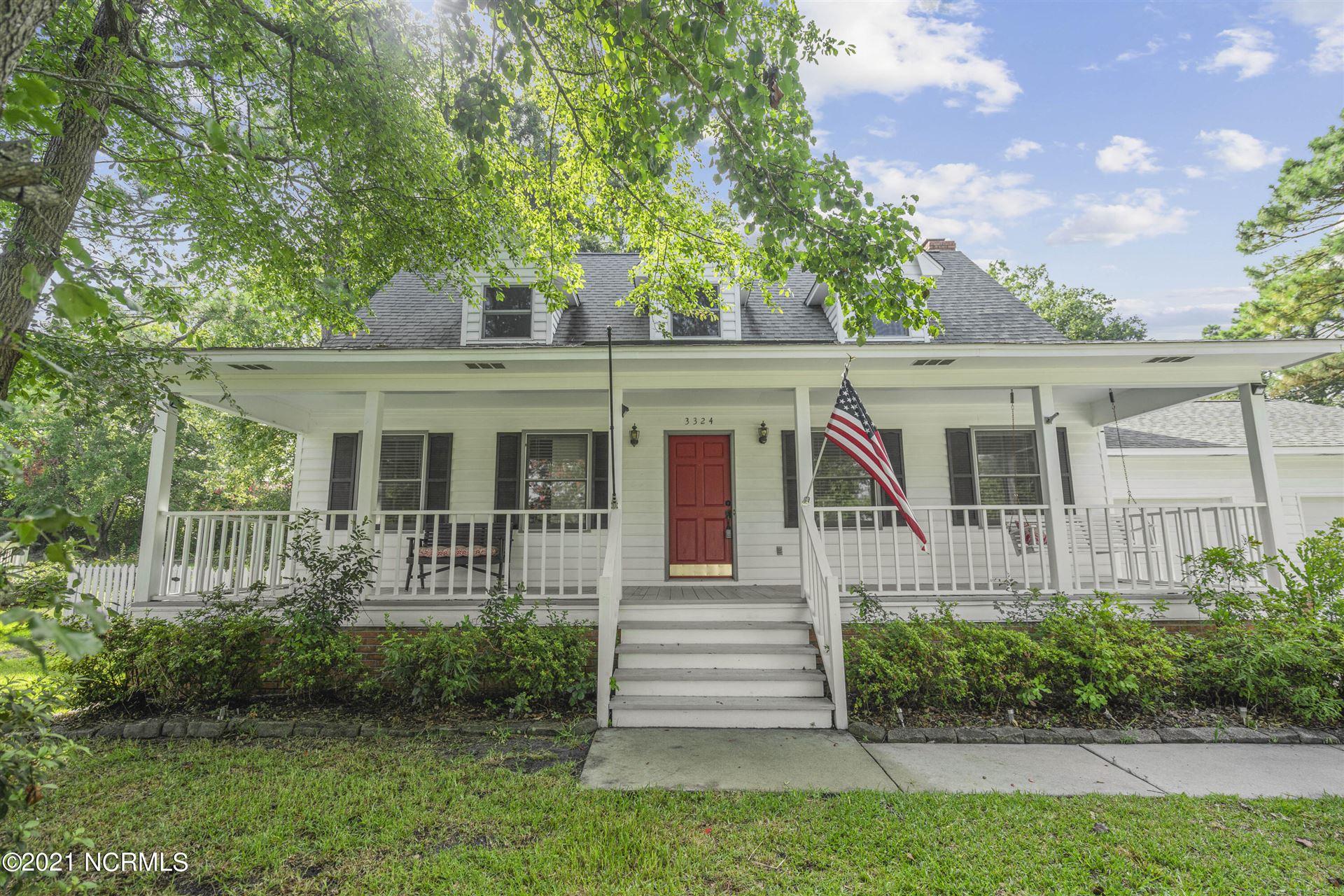 Photo of 3324 Kirby Smith Drive, Wilmington, NC 28409 (MLS # 100281557)