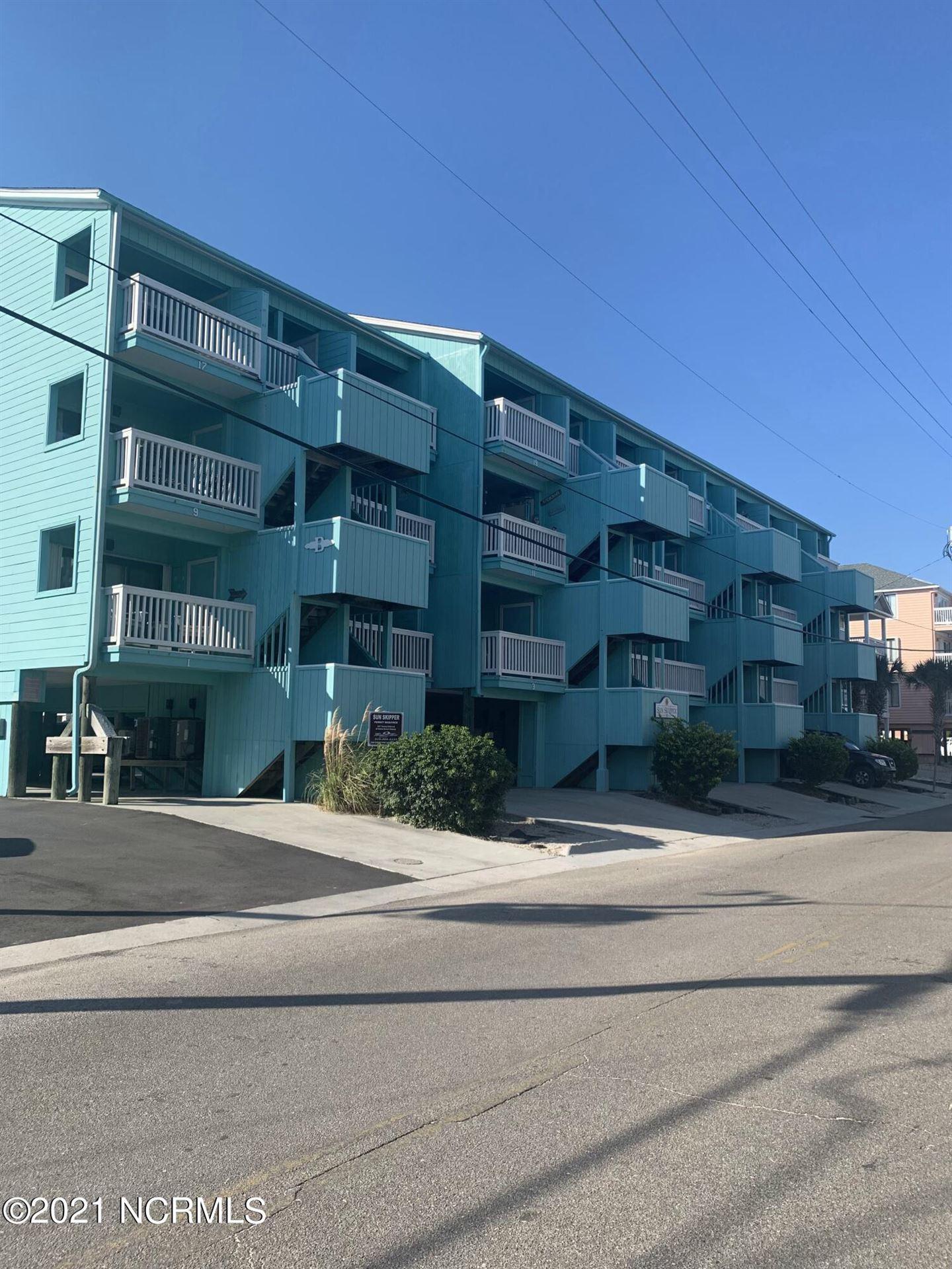 Photo of 1601 Carolina Beach Avenue N #B5, Carolina Beach, NC 28428 (MLS # 100292557)