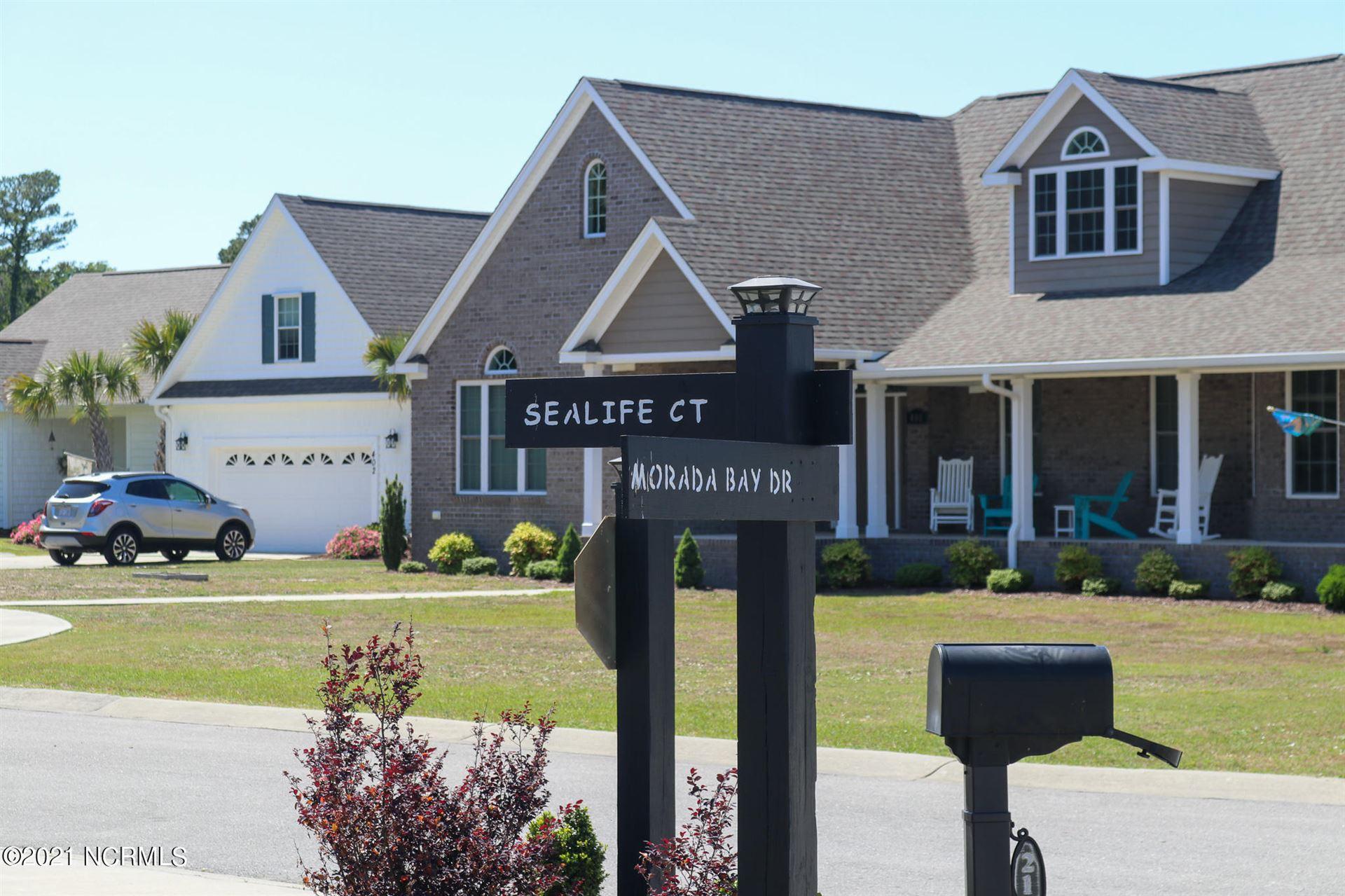 Photo of 404 Sealife Court, Newport, NC 28570 (MLS # 100272558)