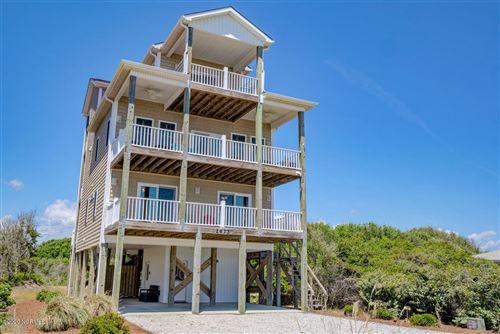 Photo of 2673 Island Drive, North Topsail Beach, NC 28460 (MLS # 100215559)