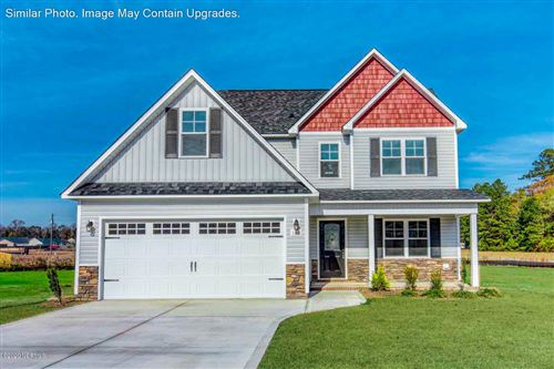 Photo of 110 Woodwater Drive, Richlands, NC 28574 (MLS # 100218560)