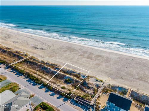 Photo of Lot 4 Ocean Boulevard, Topsail Beach, NC 28445 (MLS # 100253561)