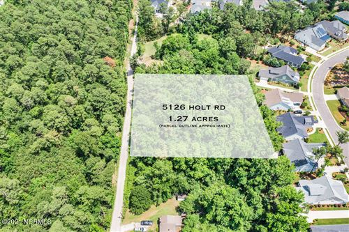 Photo of 5126 Holt Road, Wilmington, NC 28412 (MLS # 100273561)
