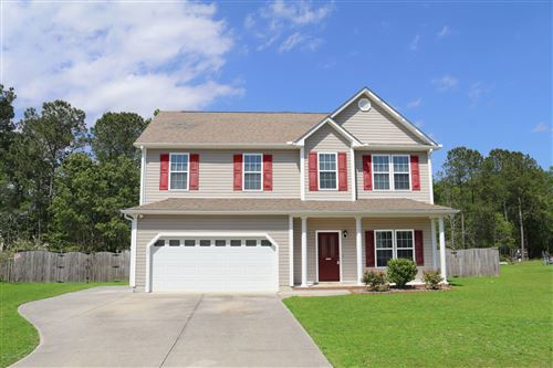 Photo of 127 Sunny Point Drive, Richlands, NC 28574 (MLS # 100213562)