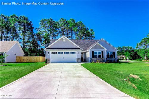 Photo of 603 Duncan Drive N, Richlands, NC 28574 (MLS # 100239562)