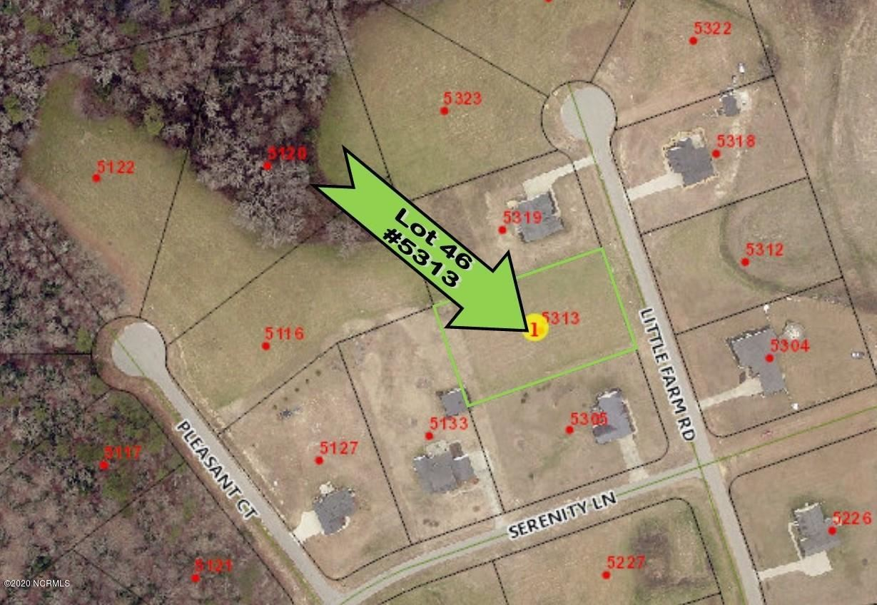 Photo of 5313 Little Farm Road, Elm City, NC 27822 (MLS # 100264562)