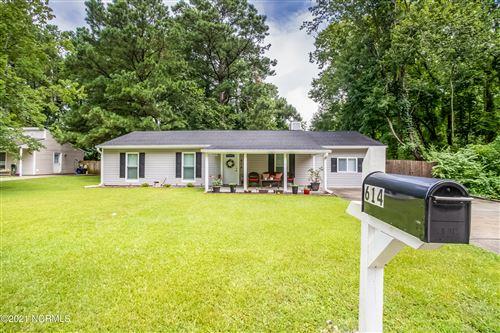 Photo of 614 Shadowridge Road, Jacksonville, NC 28546 (MLS # 100282563)