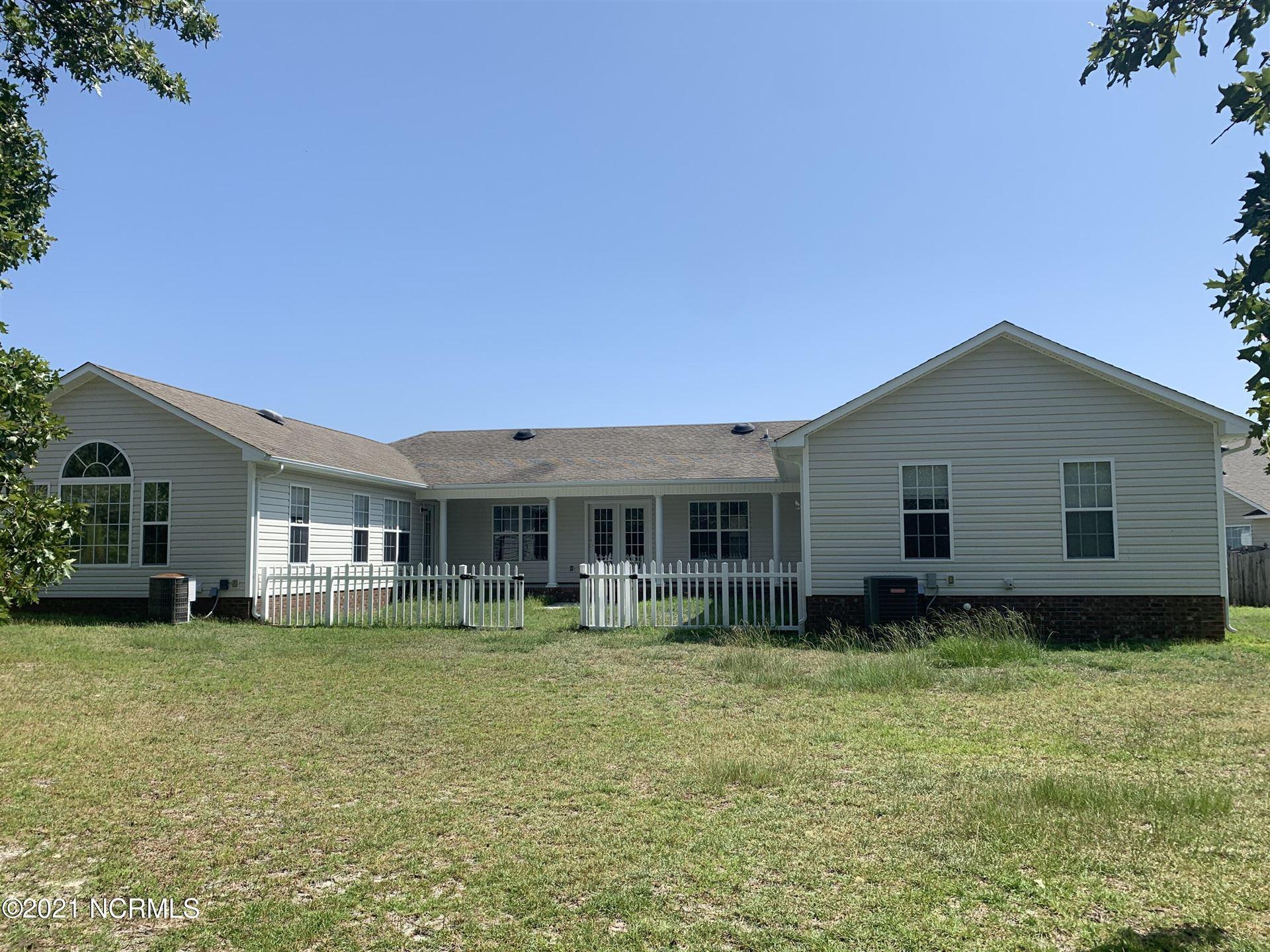 Photo of 527 Quailwood Court, Cape Carteret, NC 28584 (MLS # 100288563)