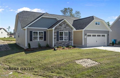 Photo of 111 Woodwater Drive, Richlands, NC 28574 (MLS # 100218564)