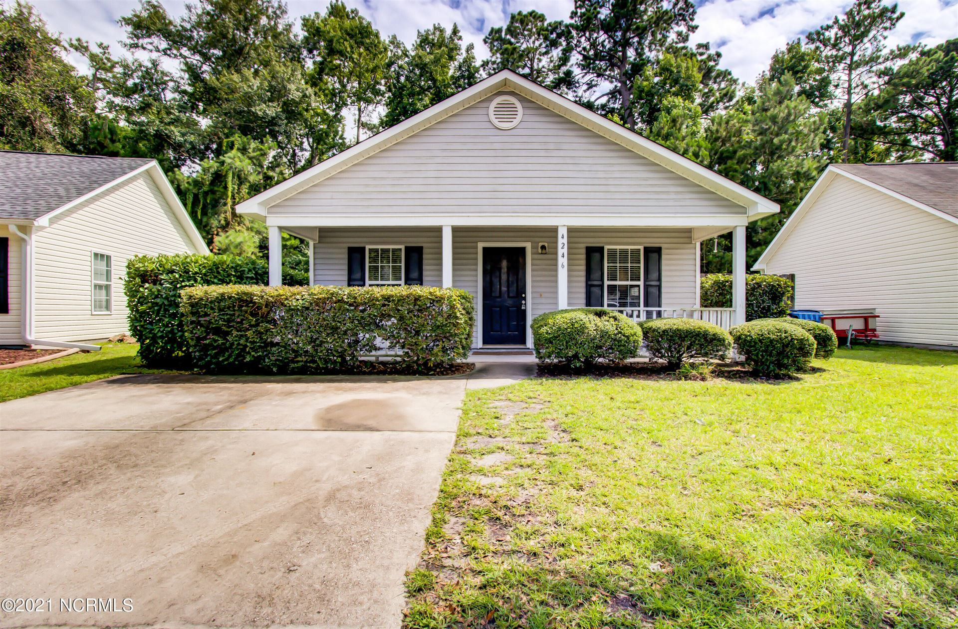 Photo for 4246 Sunglow Drive, Wilmington, NC 28405 (MLS # 100282564)