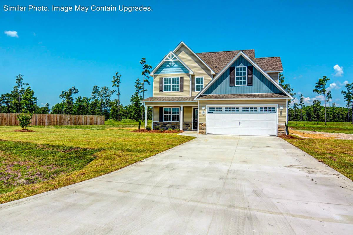 Photo of 852 Five Mile Road, Richlands, NC 28574 (MLS # 100268565)