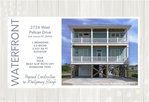 Photo of 2726 W Pelican Drive, Oak Island, NC 28465 (MLS # 100236566)