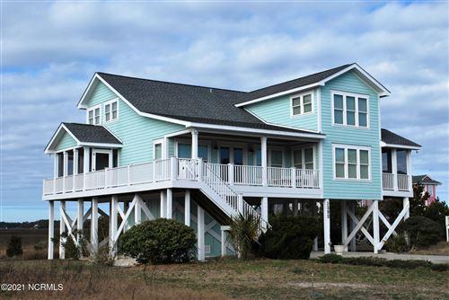 Photo of 1292 Ocean Boulevard W, Holden Beach, NC 28462 (MLS # 100259566)