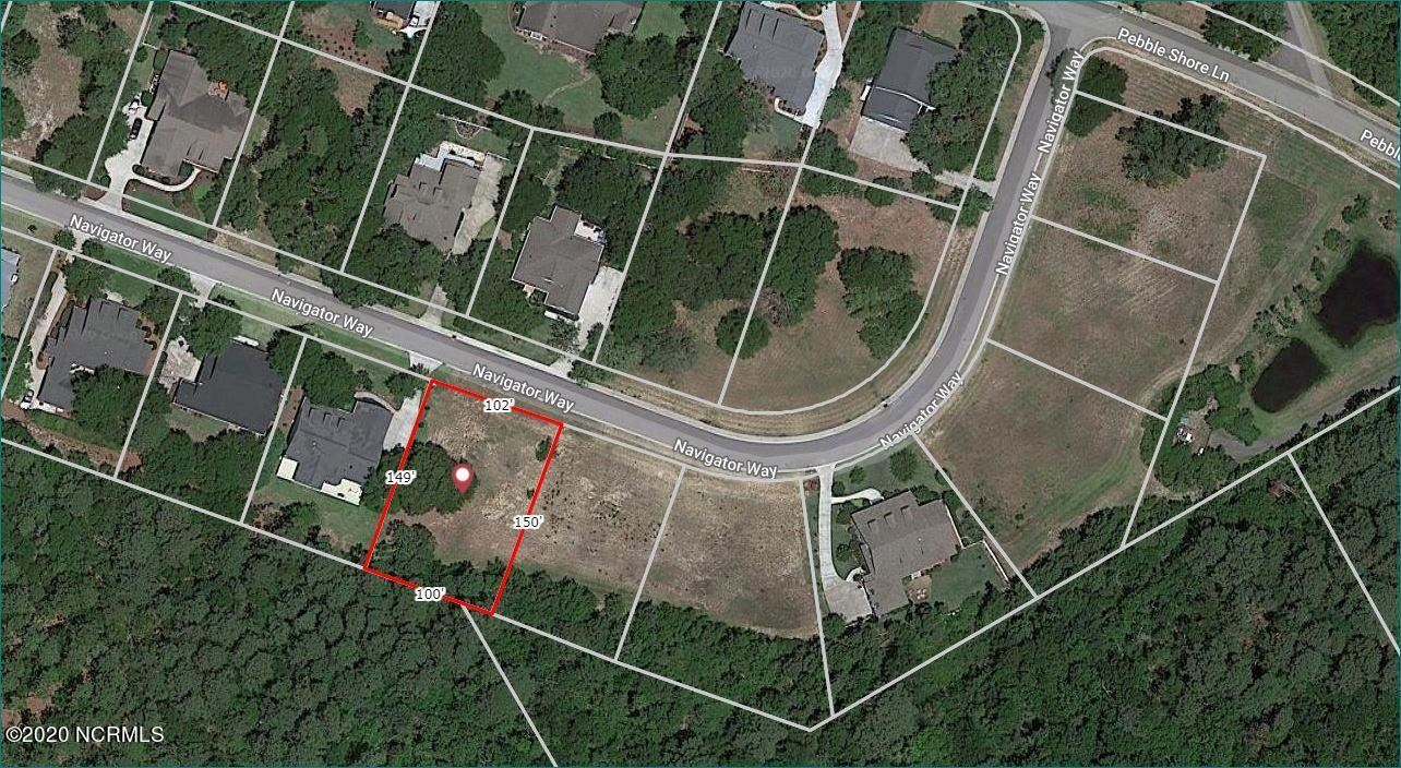 Photo of 6235 Navigator Way, Southport, NC 28461 (MLS # 100249566)