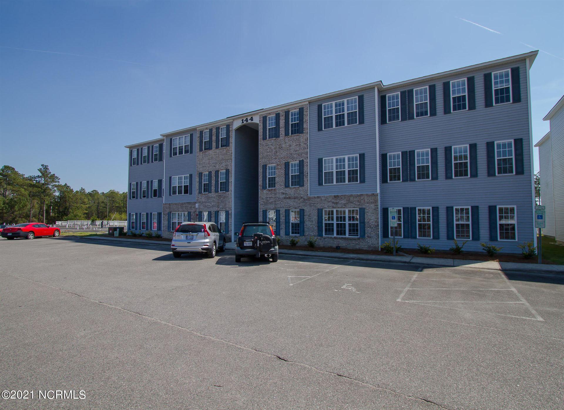 Photo of 144 N Hines Street #F, Holly Ridge, NC 28445 (MLS # 100263566)
