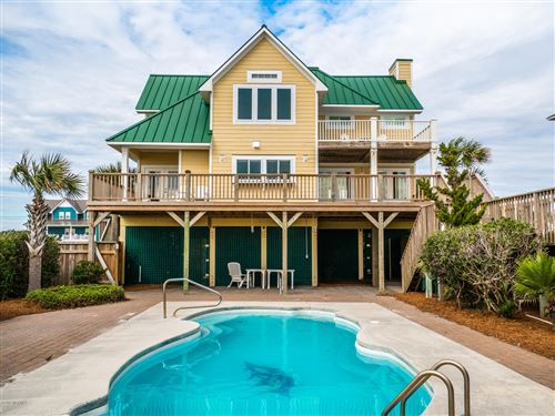 Photo of 752 New River Inlet Road, North Topsail Beach, NC 28460 (MLS # 100194567)