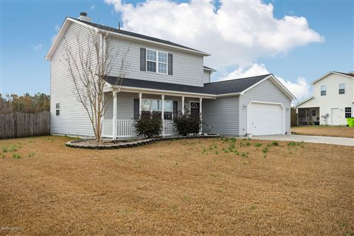 Photo of 206 Bobwhite Road, Hubert, NC 28539 (MLS # 100198567)